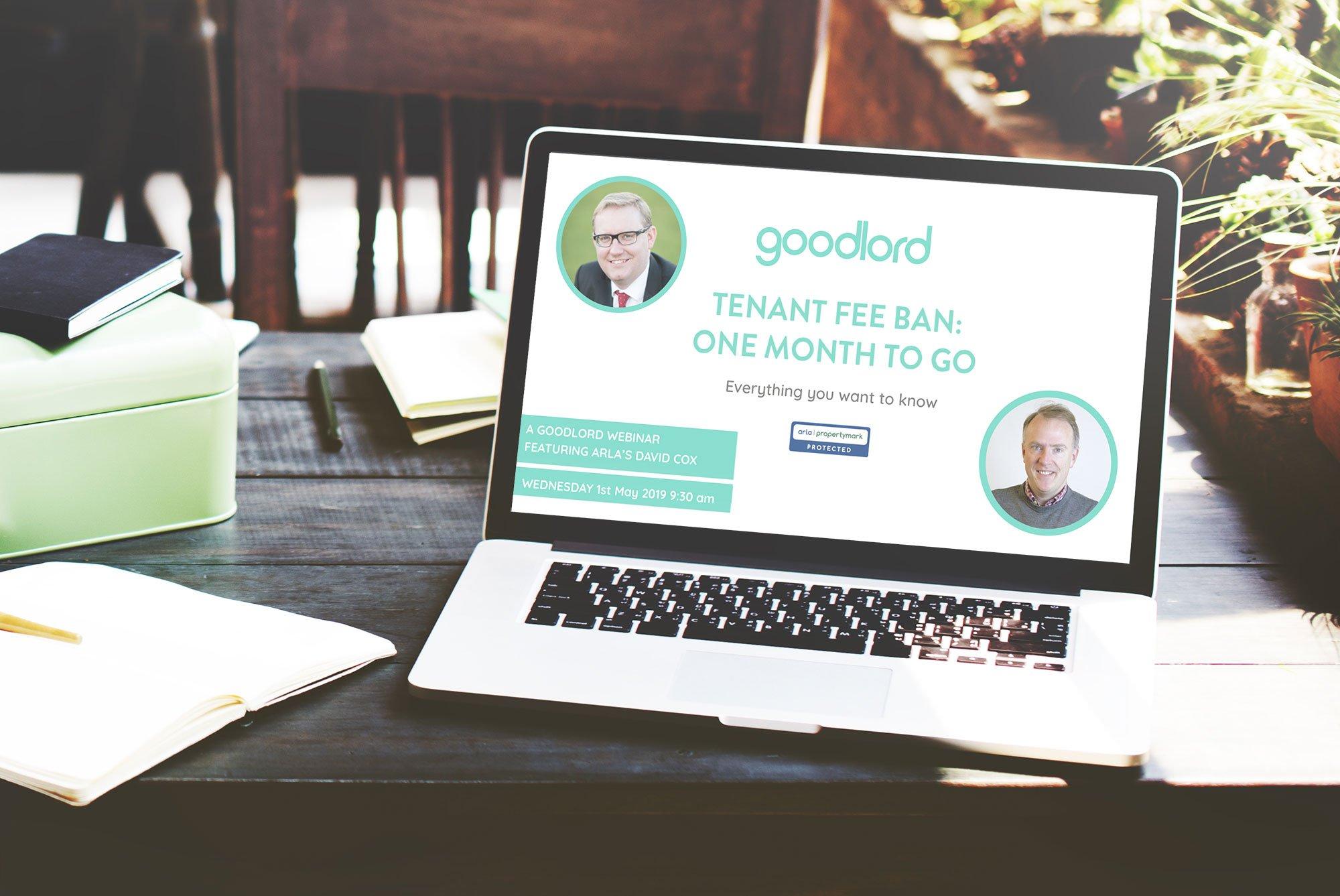 Tenant Fee Ban webinar with ARLA's David Cox